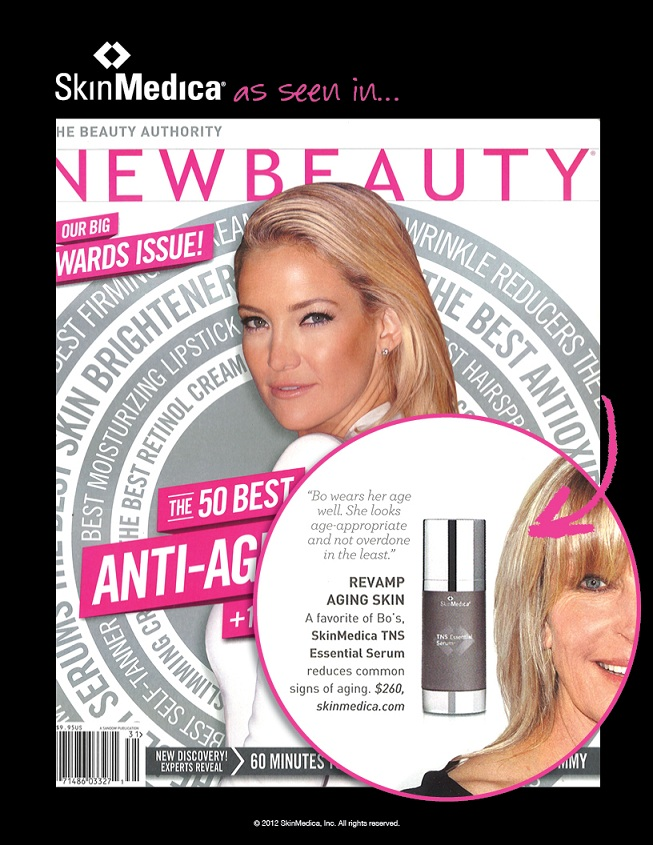 Skinmedica Tns Essential Serum Is Featured In New Beauty